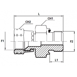 Reductie UNF Olandeza con 74 - BSP Filet Exterior fara con cu garnitura