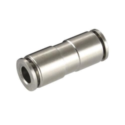Cuplaj rapid metal drept  4 mm
