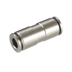 Cuplaj rapid metal drept  6 mm