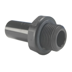 "Terminal trunchi  4 mm  - filet 1/4""BSP"