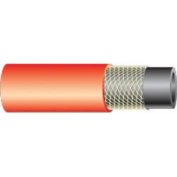 Furtun acetilena 10,0 x 17 mm  20 bar EN ISO 3821