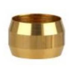 Inel taietor, con dublu, tub  6 mm