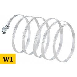 Colier cap rabatabil  W1 50-175/09 MA3