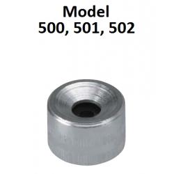 Cap gresare 501 Concav M10 x 1