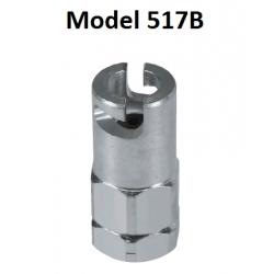 Cap gresare 517/B Baioneta M10 x 1