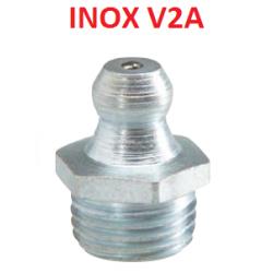 Gresor hidraulic H1 DIN71412 inox V2A