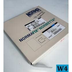 Banda Normetta 30m W4  9.5mm