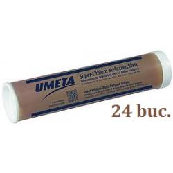 24 buc. Unsoare universala UMETA Litiu NLGI2 Cartus 400gr.