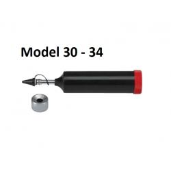 Pompa telescopica de gresare Model 34 pentru vaselina