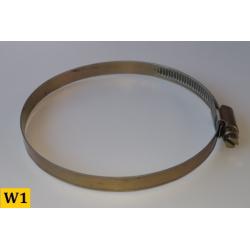 Colier filet melcat W1  SGL 80-100/09 N